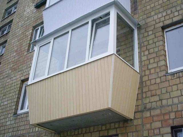 Что такое балкон под ключ?