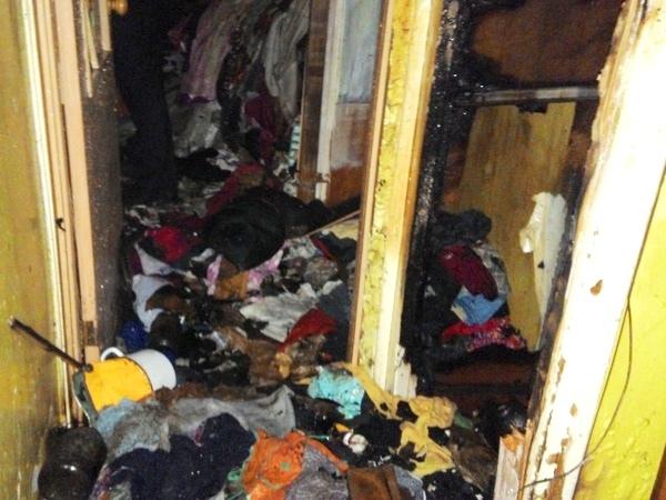 Пенсионер со второй попытки погиб в пожаре