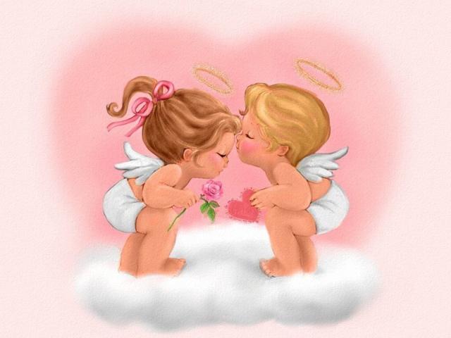 Лучший подарок девушке на День Святого Валентина