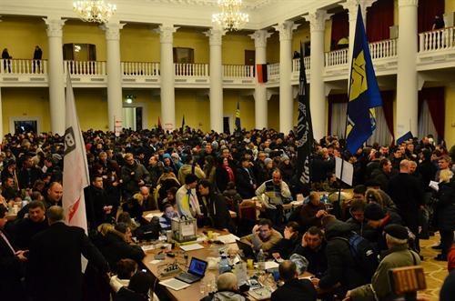 Владимир Макеенко договорился об освобождении КГГА