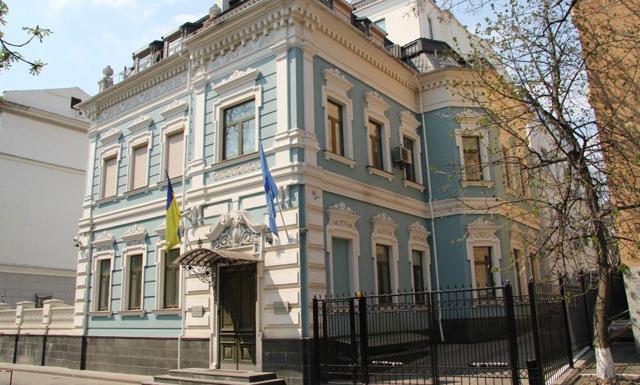 Офис Партии регионов на улице Липской полностью уничтожен