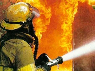 В Киеве горел женский монастырь