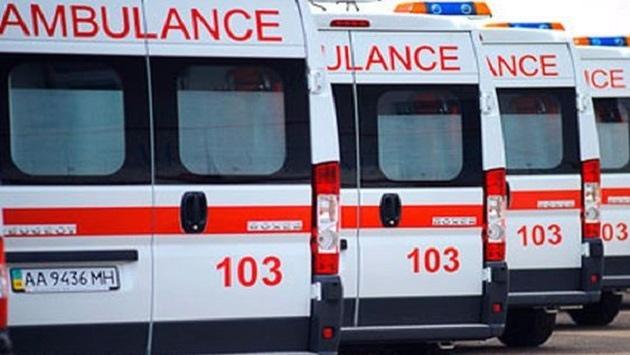 В Киеве в столкновениях пострадало трое детей