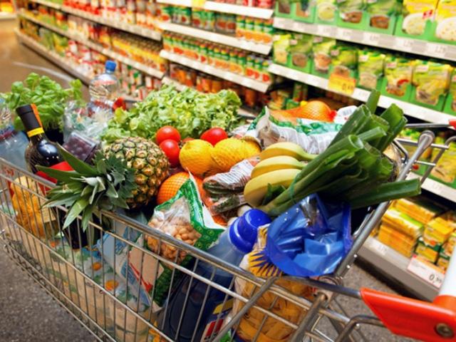С продуктами питания в Киеве проблем нет
