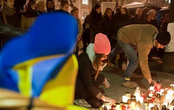 """Погибшим во время акций протестов предлагают звание """"Героя Украины"""""""