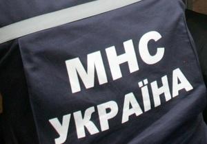 В Киеве холодной водой затопило больницу