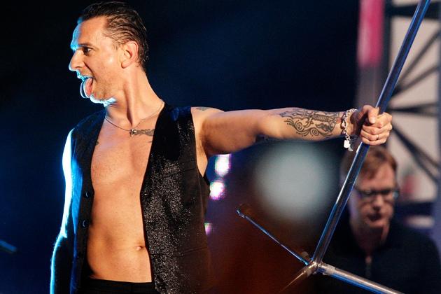 В Киеве отменен концерт Depeche Mode