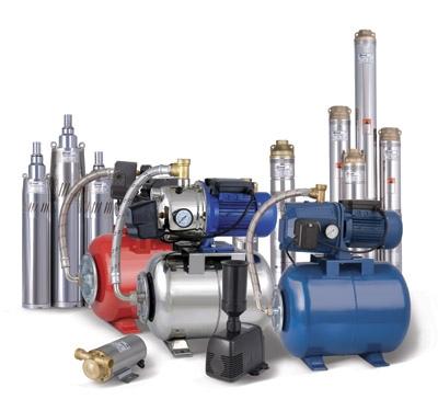 Канализационные бытовые насосы – лучшее решение при отводе сточных вод