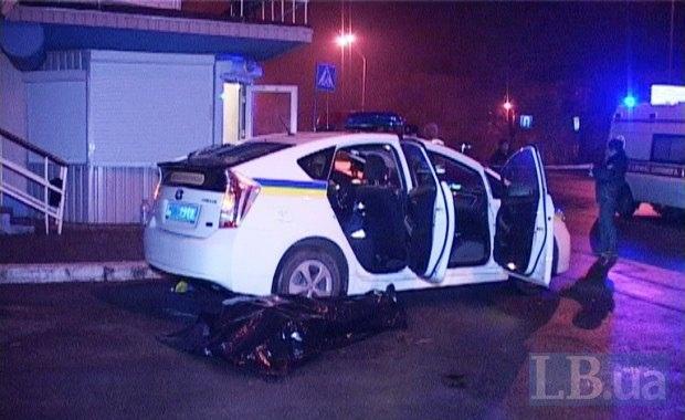 В Киеве на КПП убили трех инспекторов ГАИ