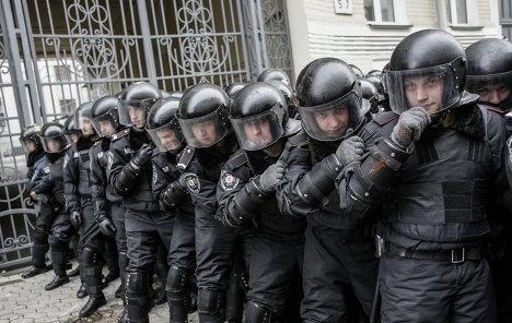 В Киеве будет больше правоохранителей