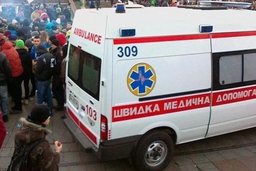 На Майдане Незалежности умер 64-летний мужчина