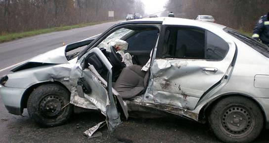 ДТП под Киевом: водитель пренебрег правилами движения