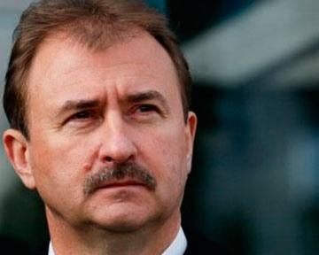 Попову запретили уезжать из Украины