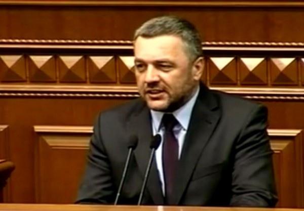 и.о. генерального прокурора Украины Олег Махницкий