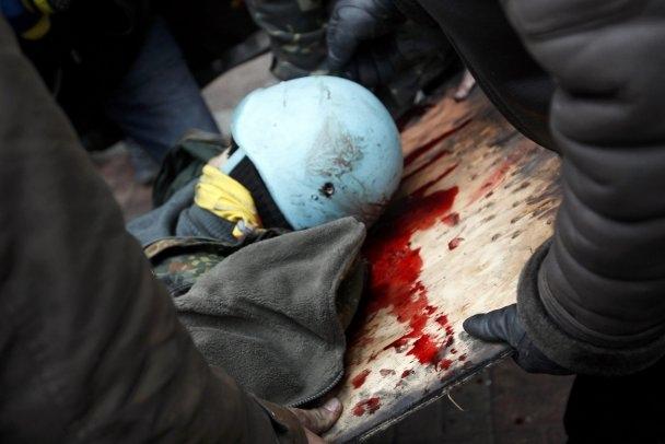 Людей на Майдане расстреливали из НБУ - прокуратура