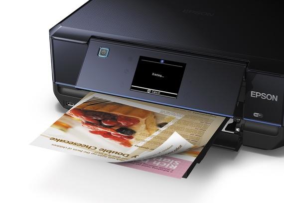 Чернила для струйных принтеров Lucky-Print - лучший выбор для печати
