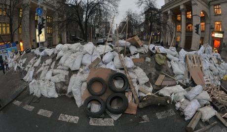 Новый глава КГГА хочет разобрать баррикады на Майдане