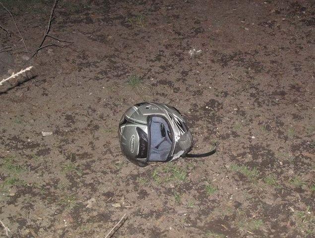 На Набережной-Крещатицкой насмерть разбился мотоциклист