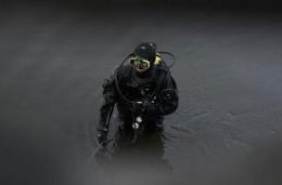 В Киеве на озере погиб пожилой мужчина