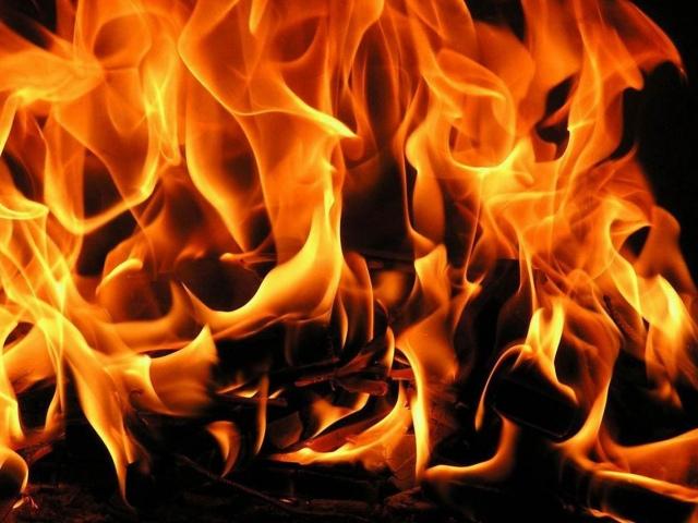 На Подоле в пожаре сгорела пенсионерка