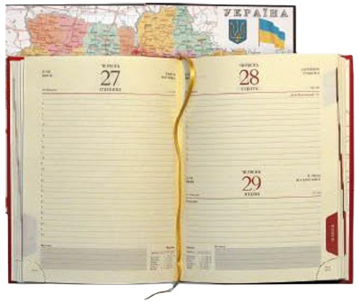 Кому необходимы блокноты-ежедневники?