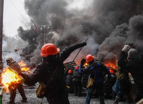 В Киев могут прибыть вооруженные чеченцы