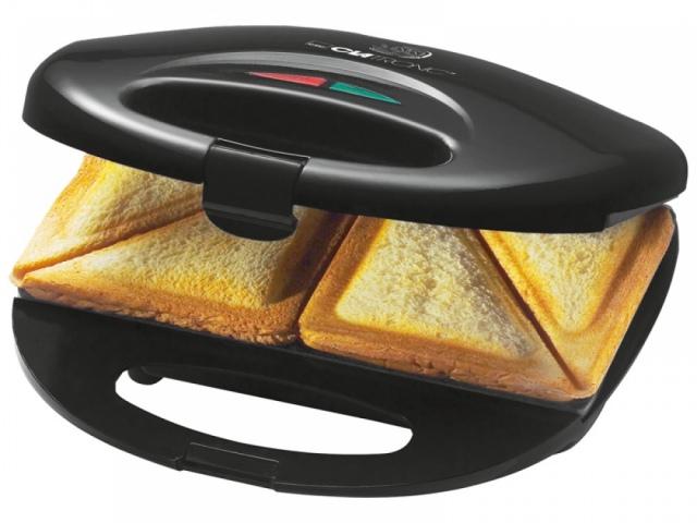 Сэндвичница: быстрый завтрак для холостяков