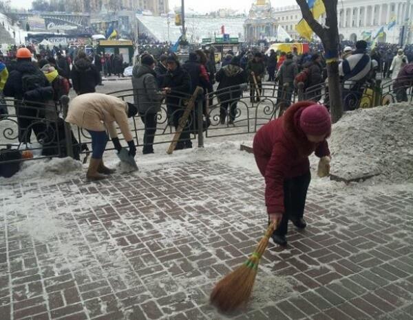 Жители Шевченковского района больше всех обеспокоены чистотой в городе