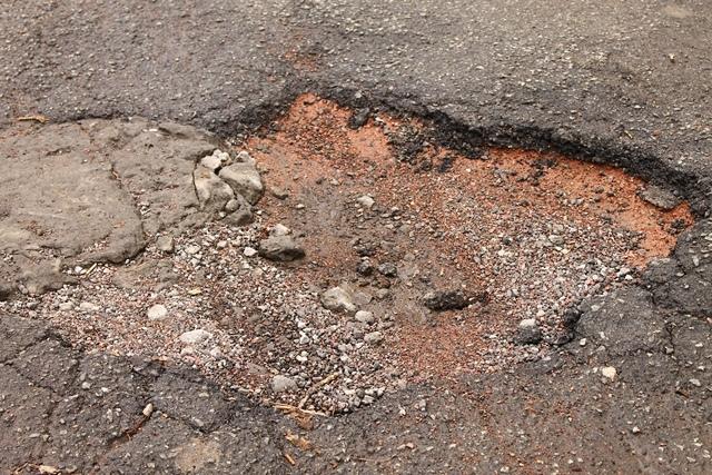 Текущий ремонт дорог в Киеве начнут в мае