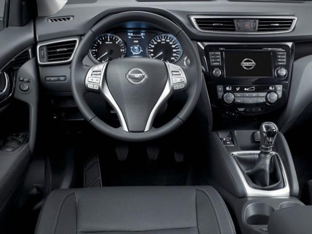 Новый Nissan Qashqai – традиционно высокое качество, мощность и комфорт