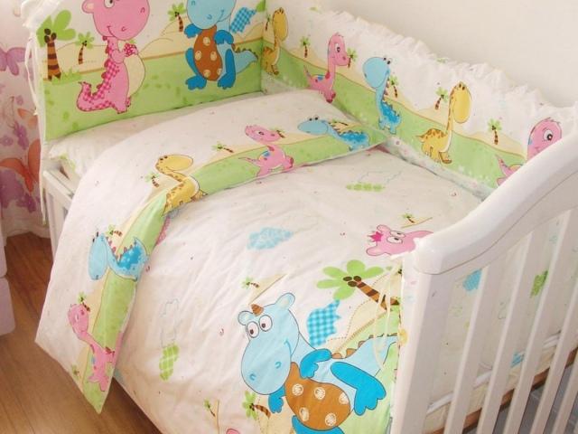 Покупка постельного белья ребенку не должно быть на последнем месте