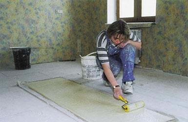 Когда выгоден косметический ремонт в помещении?