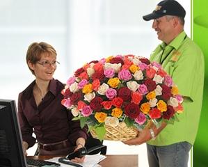 Почему цветы лучше покупать через Интернет?