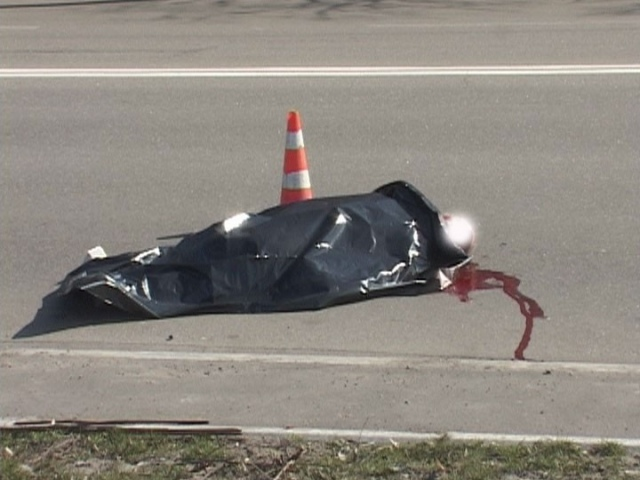 """Водитель """"Субару"""" сбил насмерть велосипедиста в наушниках"""