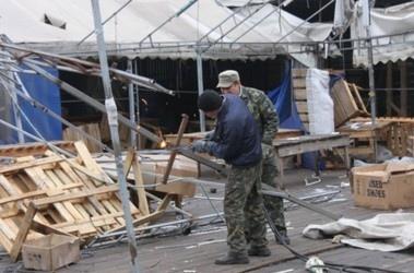 Стихийные рынки в Киеве могут зачищать силой - КГГА