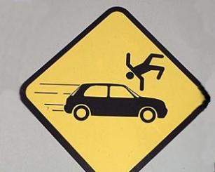 На Троещине девушка-водитель сбила мужчину-пешехода
