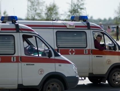 На транспортной остановке умер мужчина