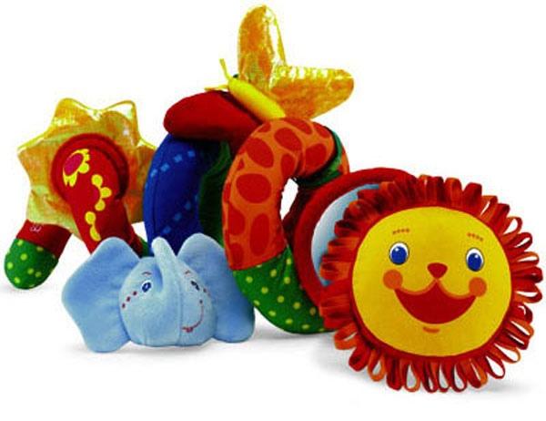 Как выбрать игрушки соответственно складу ума ребенка