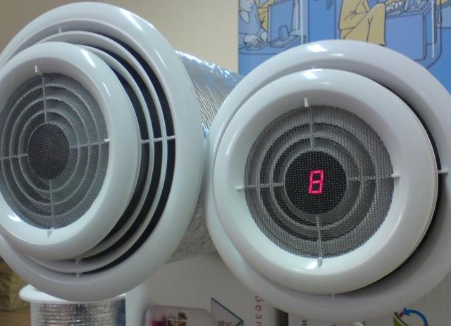 Виды вентиляционных систем: механическая и естественная