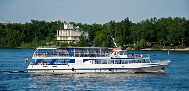 Билет на Евровидение в Киеве будет проездным билетом на речной трамвай