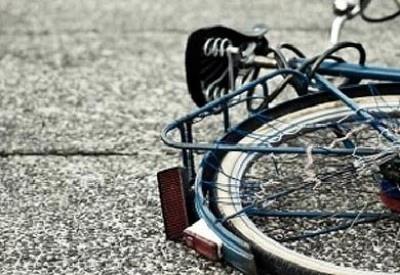 Водитель авто сбил пожилую велосипедистку