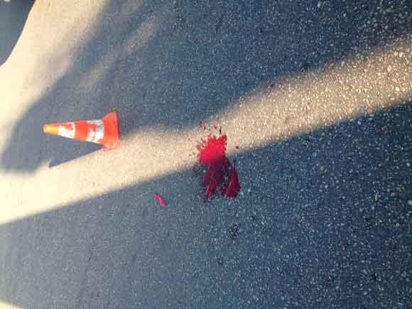 В ужасной аварии на Бажана погибли два человека