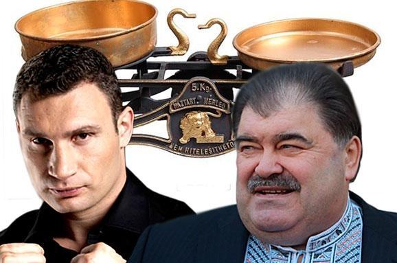 Глава КГГА хочет провести публичные дебаты с Виталием Кличко