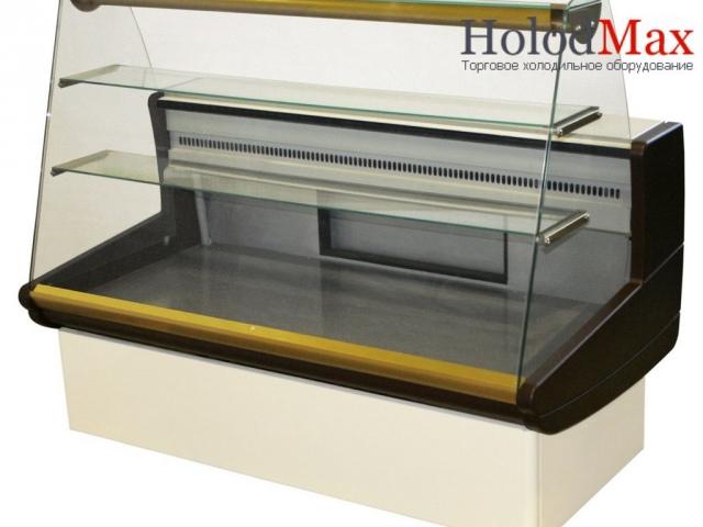 Холодильное оборудование для кондитерских магазинов