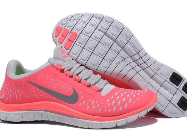 Беговая обувь - внимание на Nike Free Run