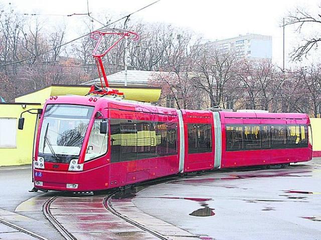 На Троещинский трамвай необходимо 3 млрд. гривен - В.Бондаренко