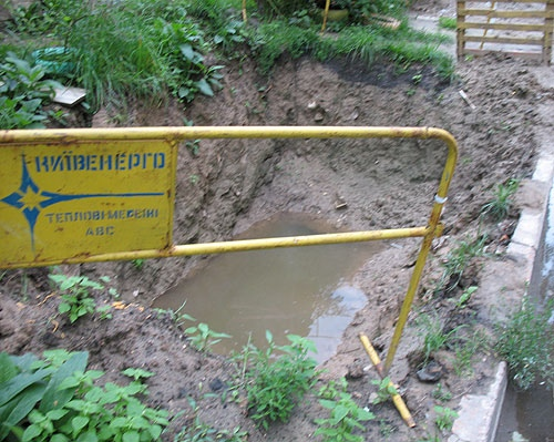 """""""Киевэнерго"""" не успевает в течение суток """"под ключ"""" ремонтировать разрытые участки"""