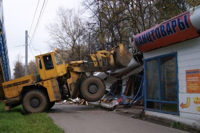 За установку МАФов в Киеве могут ввести уголовную ответственность