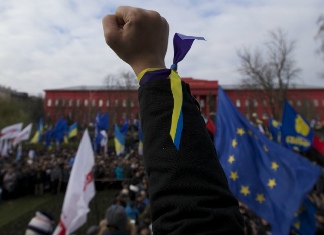 В Киеве возможны провокации на 9 мая - А.Турчинов