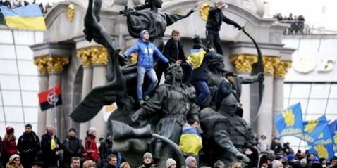 Майдан в Киеве пока останется - активистам некуда идти